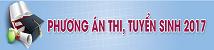 Trang thông tin tuyển sinh trực tuyến